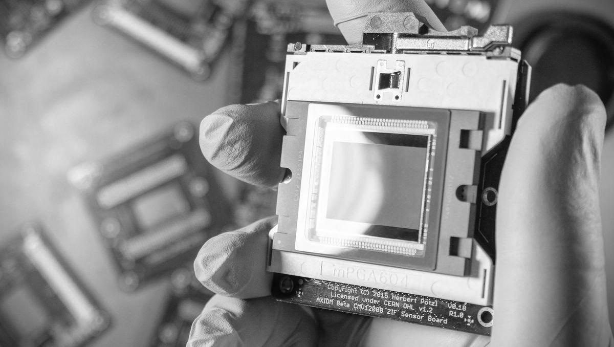AXIOM Beta Image Sensor CMV12000