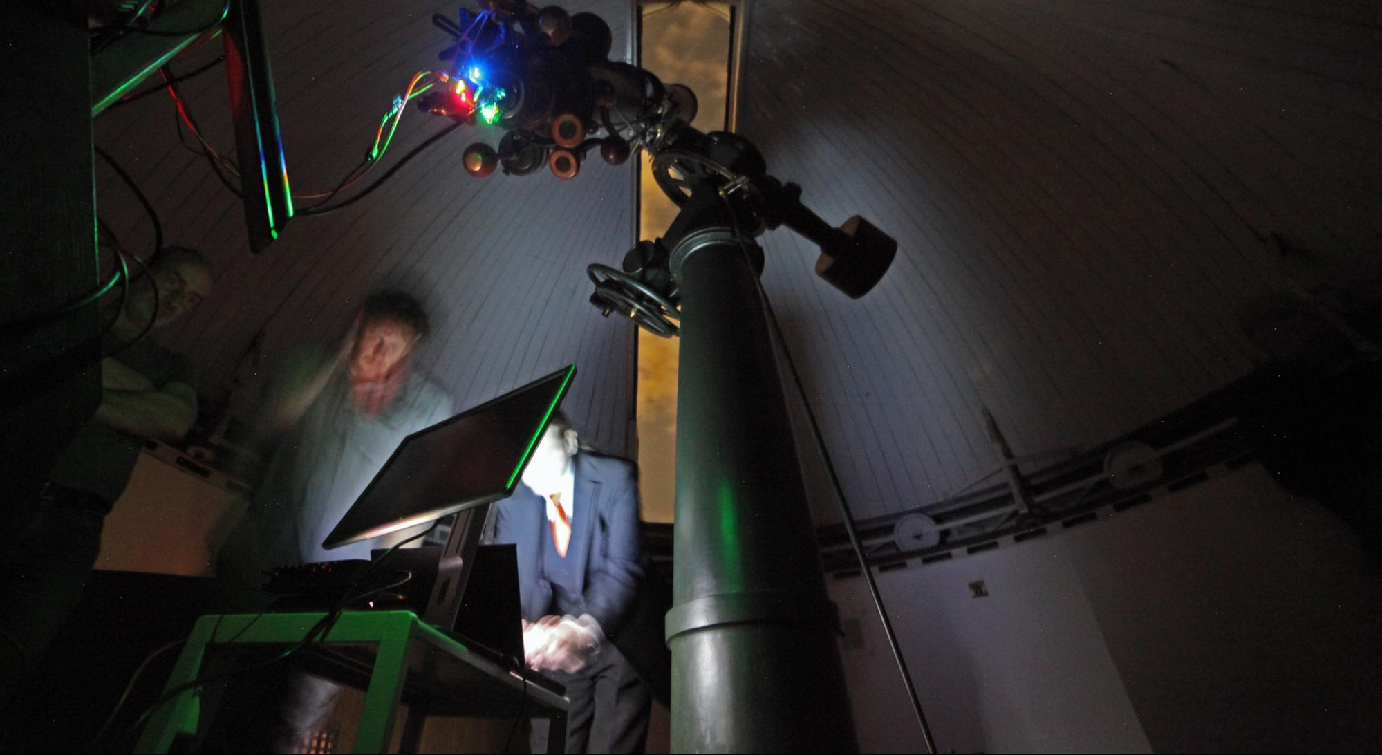 AXIOM Beta at Kuffner Observatory